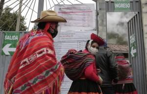 Le premier tour de la présidentielle est serré au Pérou
