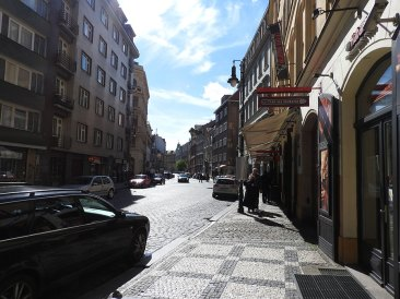 Ulica Dlouha
