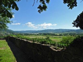 Pogled sa dvorca