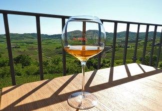 Oranžno vino