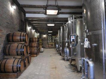 u vinariji