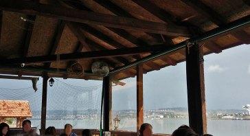 pogled na levo od Pancevackog mosta