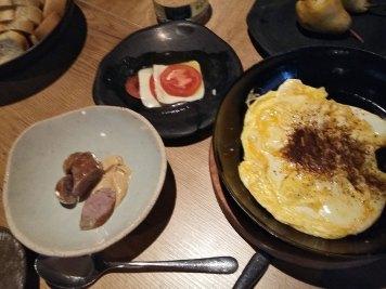 drugi deo jaja i kobaja napraveljna prethodne večeri