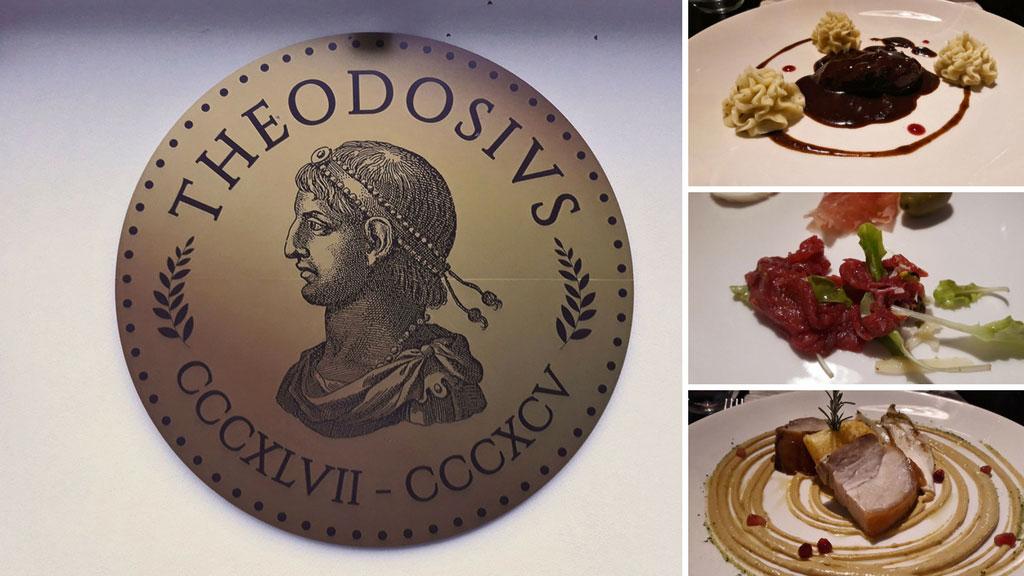 Theodosius - novi restoran u Vipavskoj dolini za posetiti
