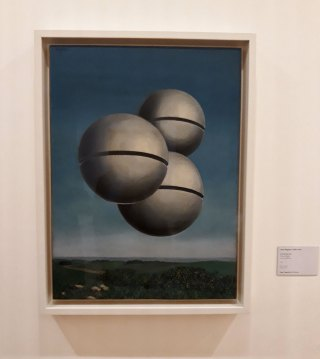 peggy-guggenheim-slike Rene Magritte – Voice of Space