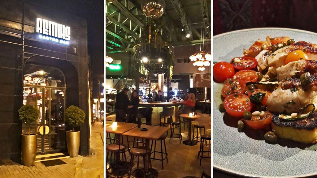 Remiks gastro bar – novi bar u Beogradu za provod uz klopu