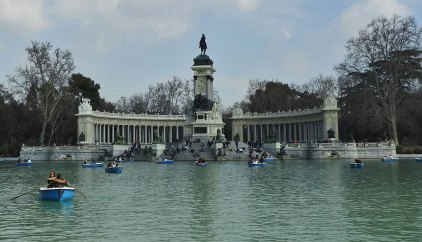 spomenik Alfonsu XII