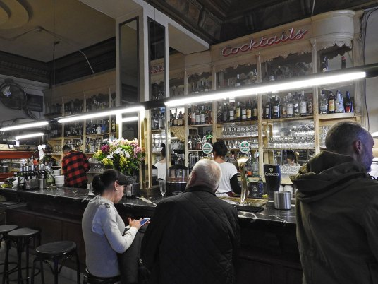 cafe-central šank