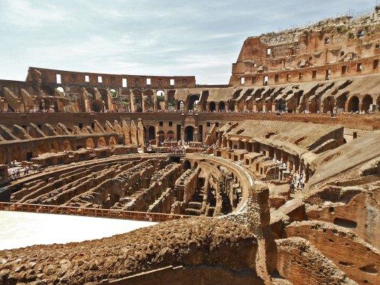 koloseum-inside