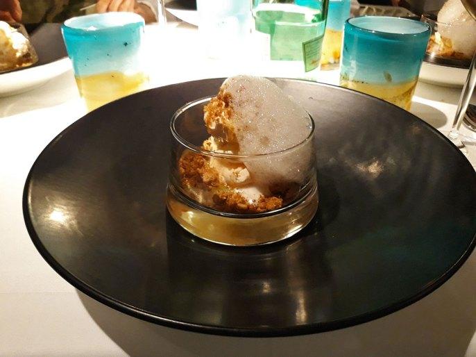 merenge, jabuka i cimet -ovaj desert je baš bio prijatno iznenađenje