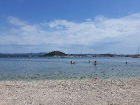 Murter gradska plaža
