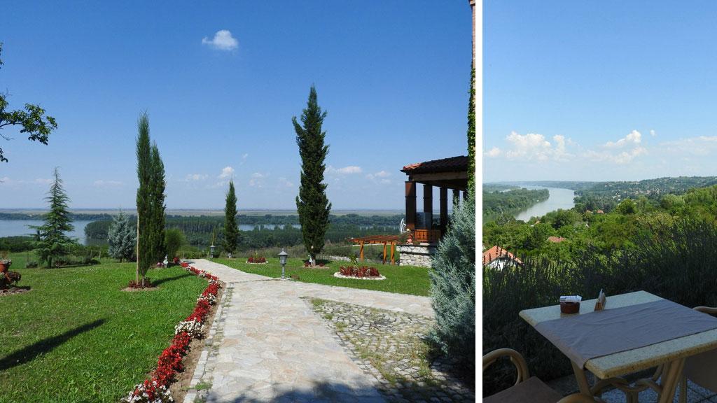 Restoran Vinogradi - mesto u koje vredi svratiti zbog pogleda