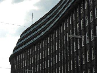 deo zgrade u obliku broda