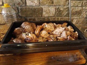 spremanje mesa za ispod peke