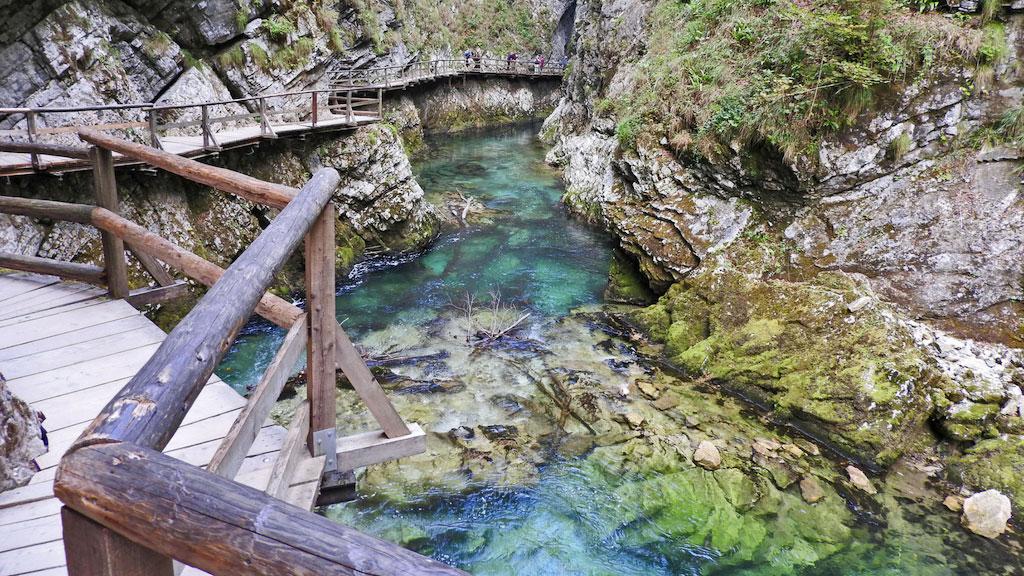 Bledski kanjon Vintgar (Blejski Vintgar) - za obići kad idete na Bled