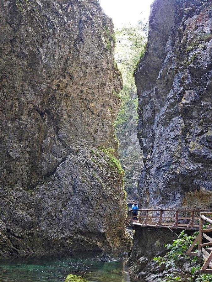 Bledski kanjon vintgar