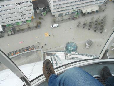Globe arena Stockholm climbing