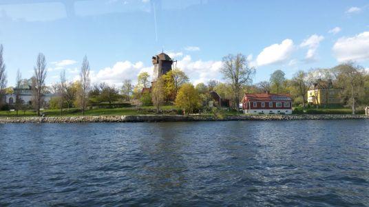 Stockholm ship tour