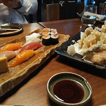 maru Ljubljana suši tempura