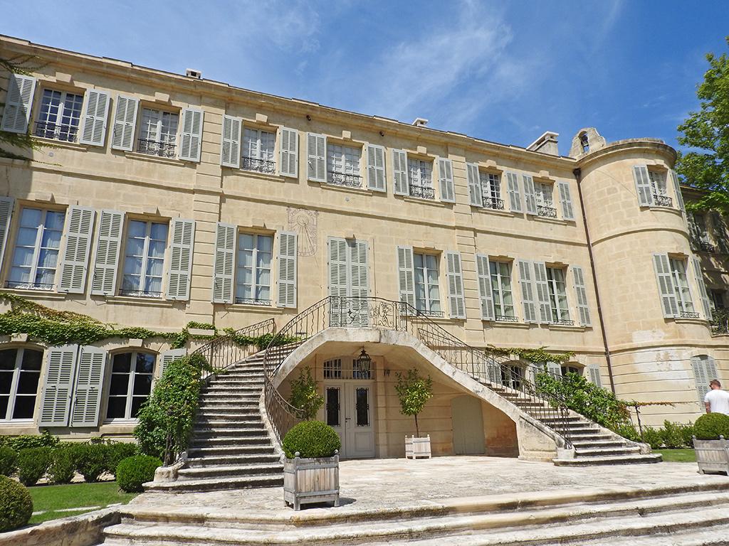 chateau estoublon