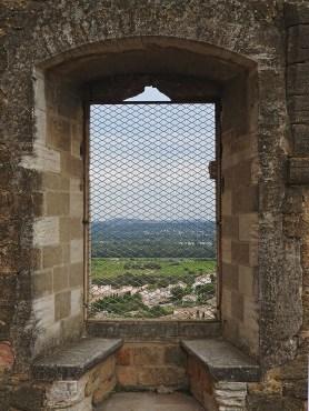 Châteauneuf-du-Pape pogled