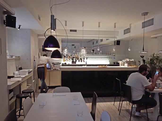 Iva new balkan cuisine unutrašnjost