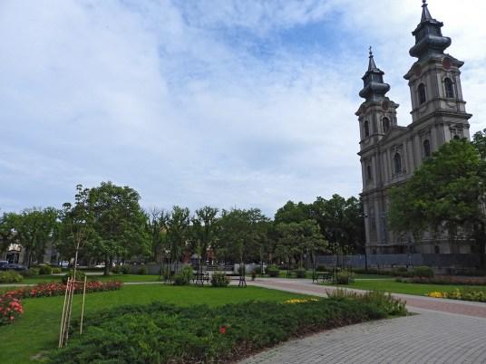 bazilika Sv.Terezije Avilske Subotica