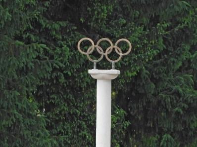 spomen česma subotičkim osvajačima olimpijskih odličja detalj Subotica