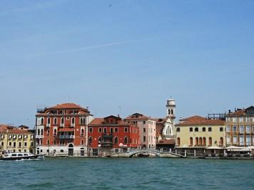 Venecija sa broda