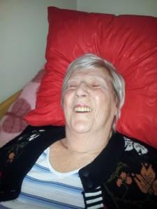 Min älskade farmor.