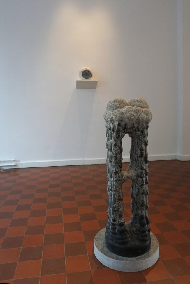 Bajo el Azul de tu Misterio, Gallery Charlotte Lund