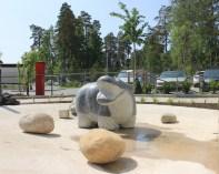 Tauret, Arcadia, Karlslundsgården
