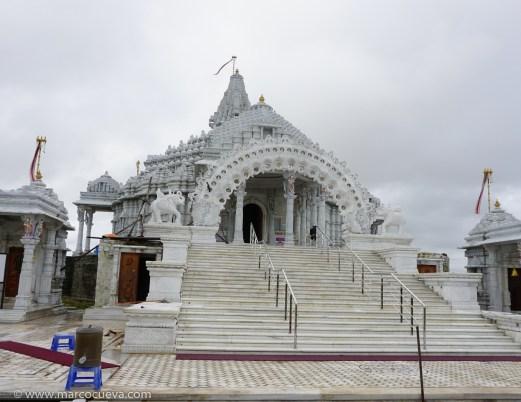 El Templo Jain Navgraha