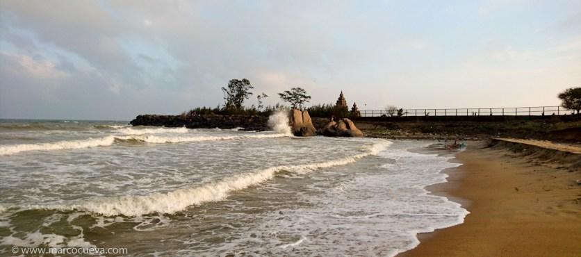 Mamallapuram, Seashore Temple