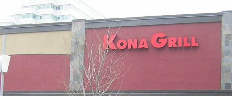 Kona Grill sign