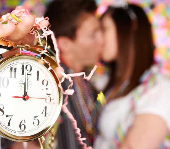 Midnight Kiss New Years
