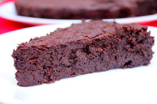 Sea Salt Chocolate Cake