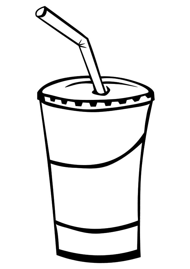 fresh drink coloring pages completes our list of worksheet collections