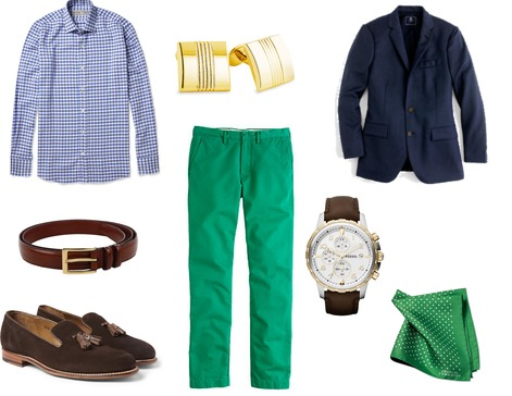 Etro, Grenson, J.Crew Factory, Fossil, Torino Leather Co.