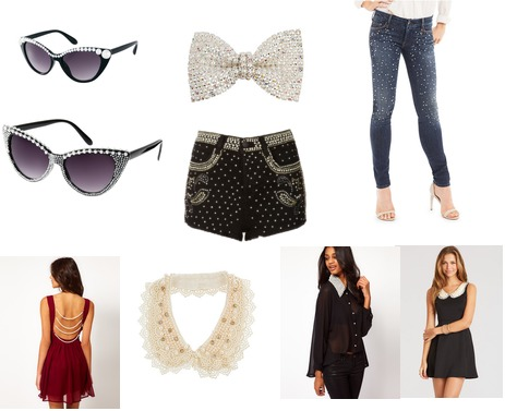 Asos, Jeepers Peepers, Dorothy Perkins, Delia's
