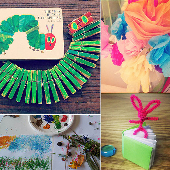 easy arts and crafts for kids