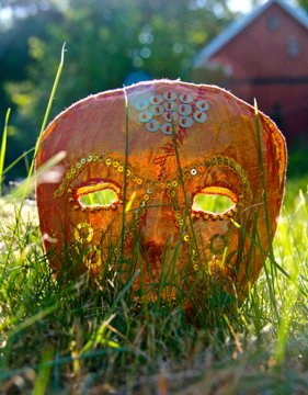 Pian Bates - 'Mask' 2014