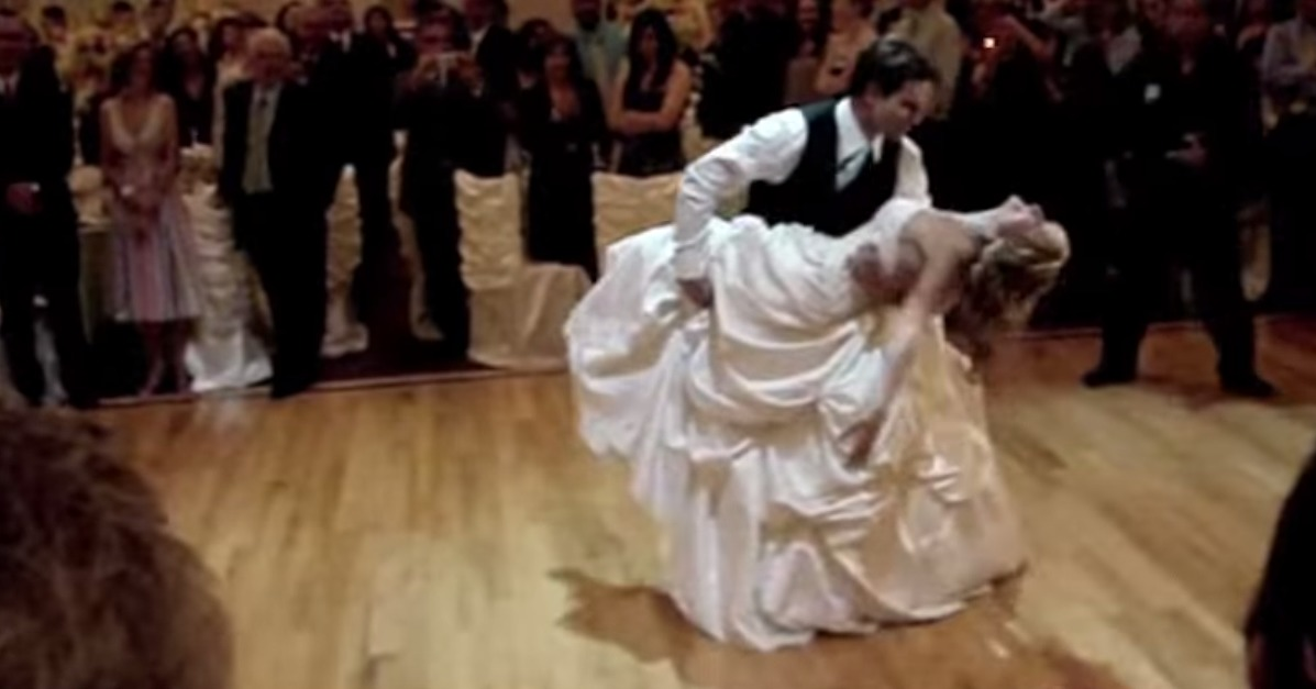 Scott McGillivrays Wedding Dance Video POPSUGAR Home