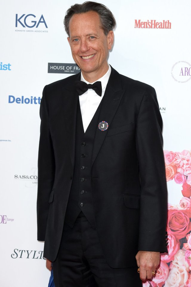 Richard E. Grant Has Been Added in a Mystery Role