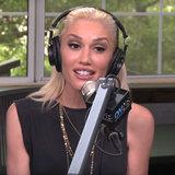 """Giochi di Gwen Stefani timidi mentre parlando di Blake """"caldo"""" Shelton"""