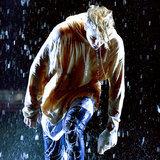 Justin Bieber ha un genere di strano, genere di concorso bagnato fresco della maglietta felpata al AMAs