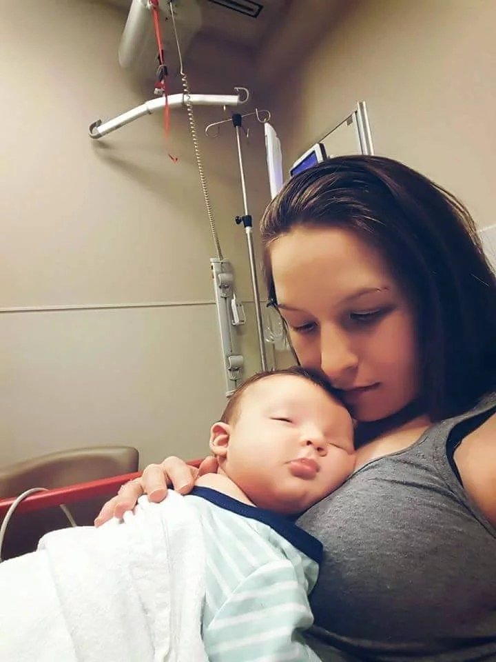 Baby Choked On Breastmilk Popsugar Moms