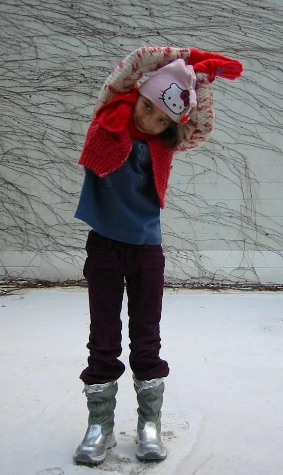 Holiday Yoga Poses For Kids POPSUGAR Family