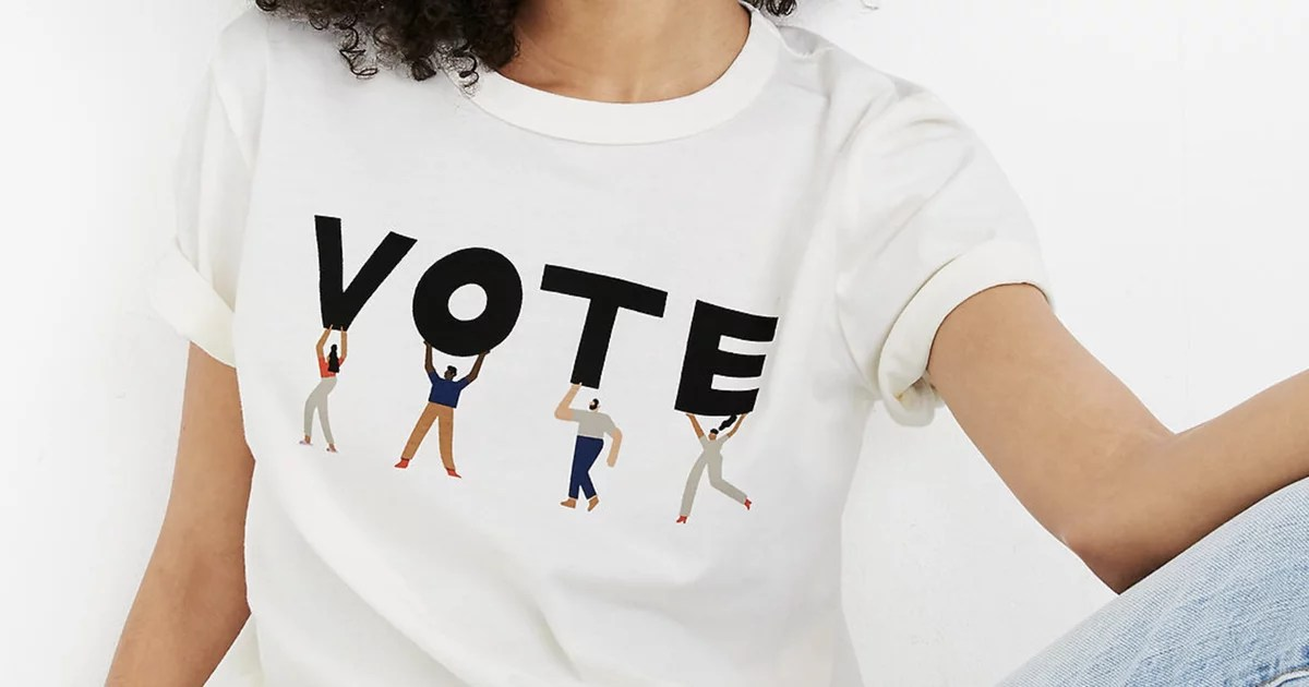 Photo of 13 Pieces That'll Show 'Em You're Ready to Vote — Because November Can't Come Soon Enough