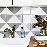 Paint a Tile Backsplash